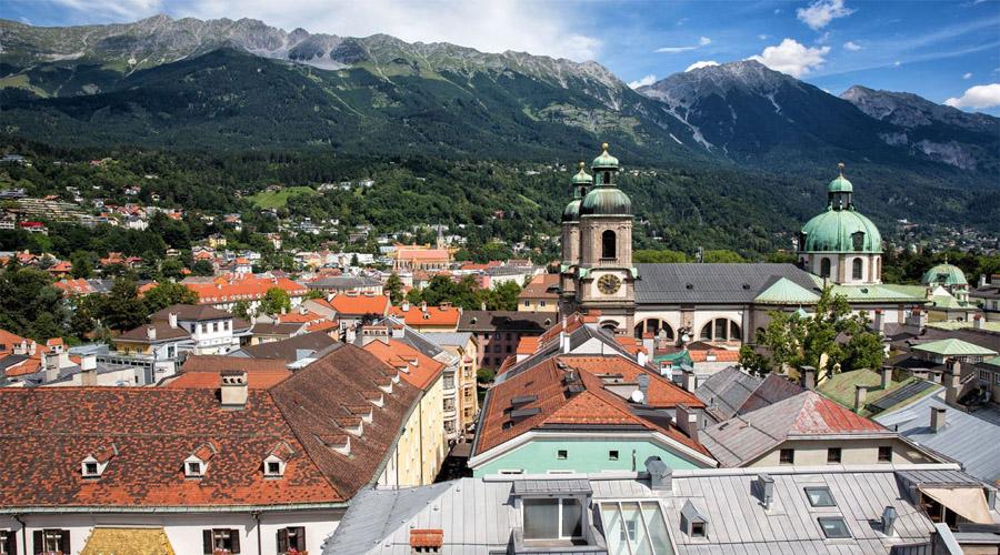 Innsbruck City View