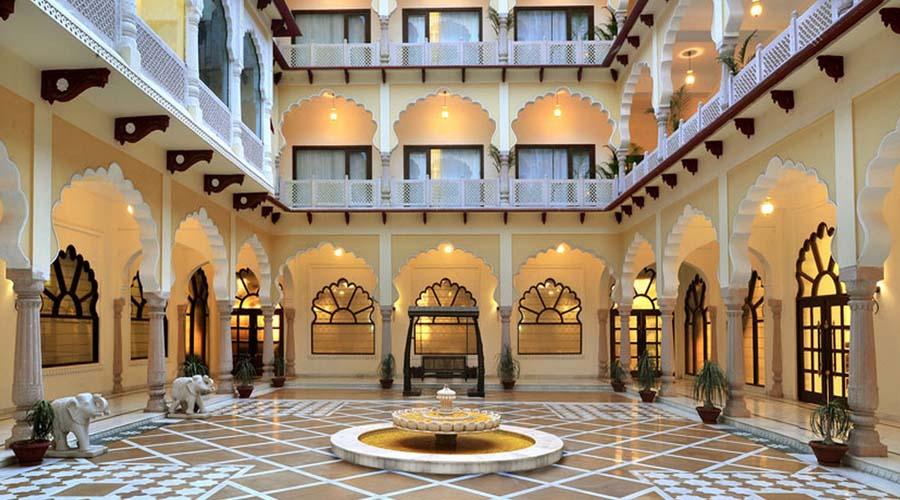 Inside Noormahal