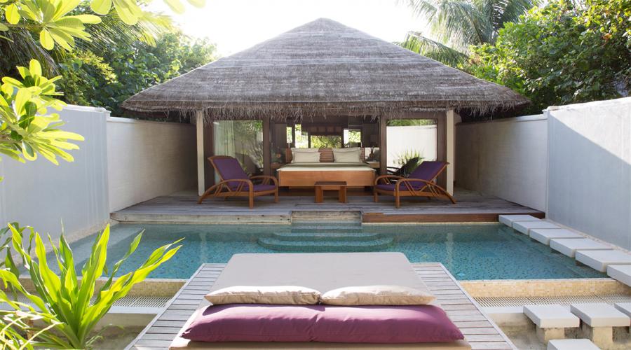 Island Villa Room