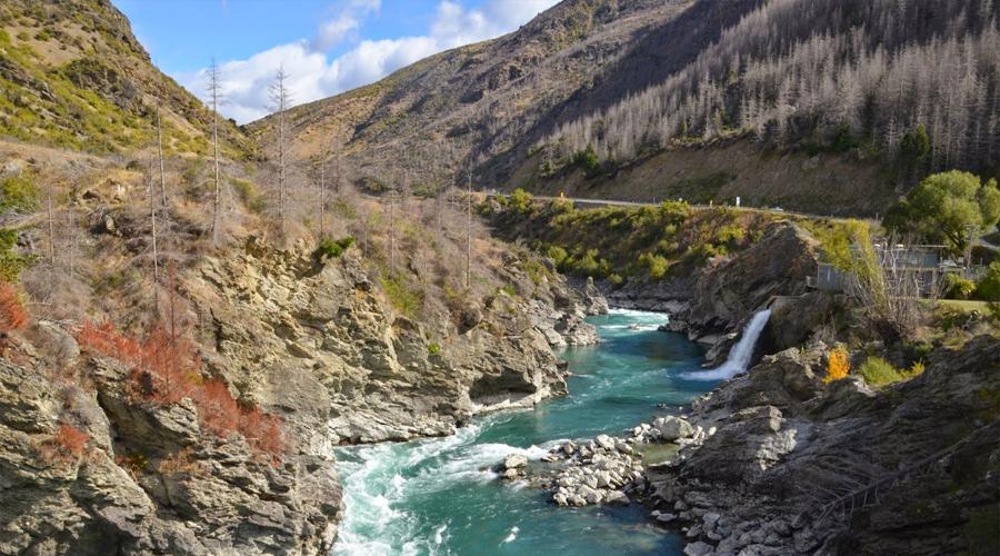 Kawarau River george