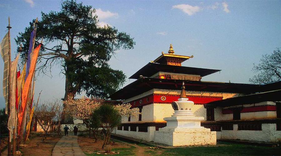Kitchu Monastery, Paro