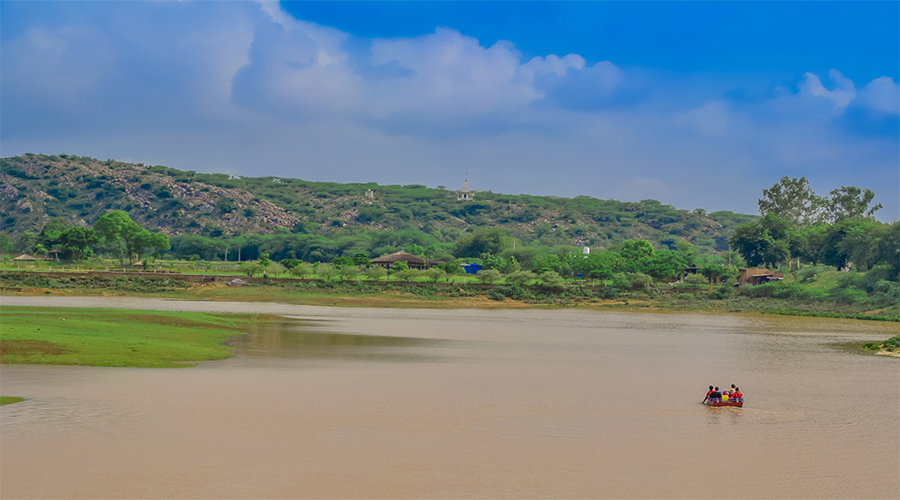 Lakes in Gurgaon