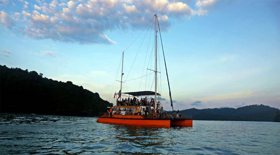 Sunset Cruise,Langkawi