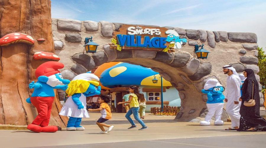 Lapita Theme Park
