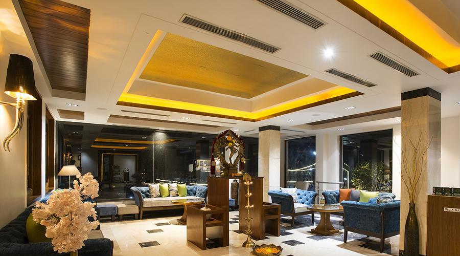 Divine Resort & Spa Lobby