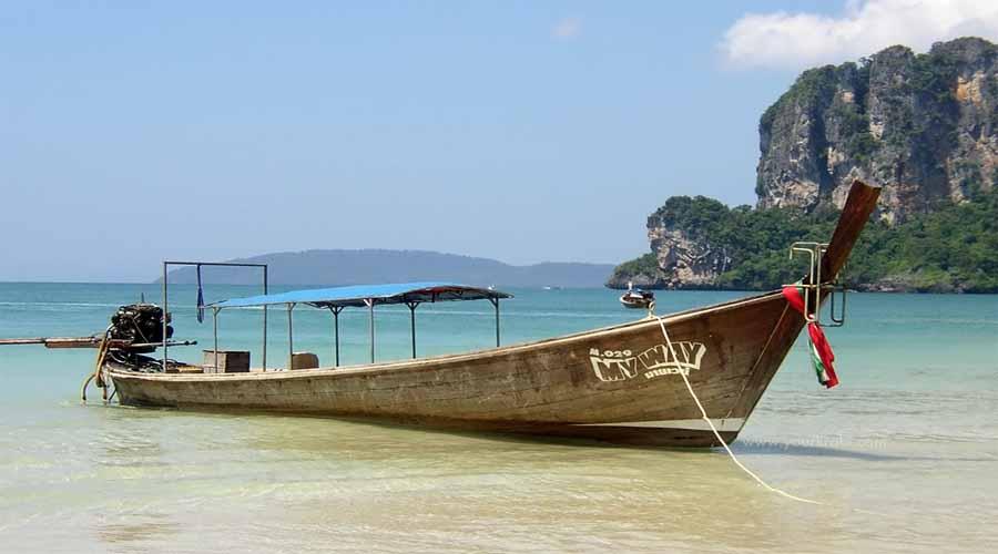Longtail Boat Krabi
