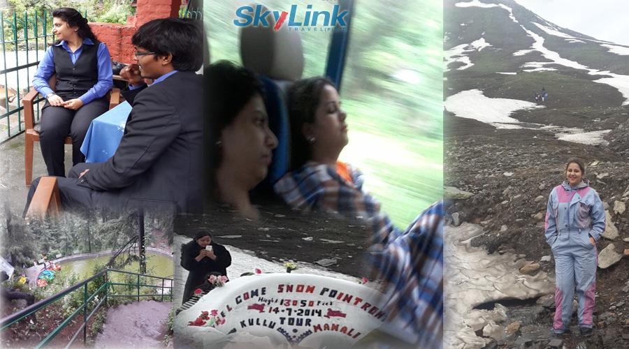 Manali Visit By Skylink