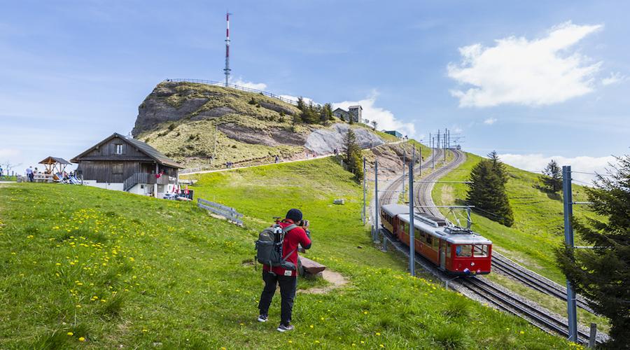 Mt Rigi tour