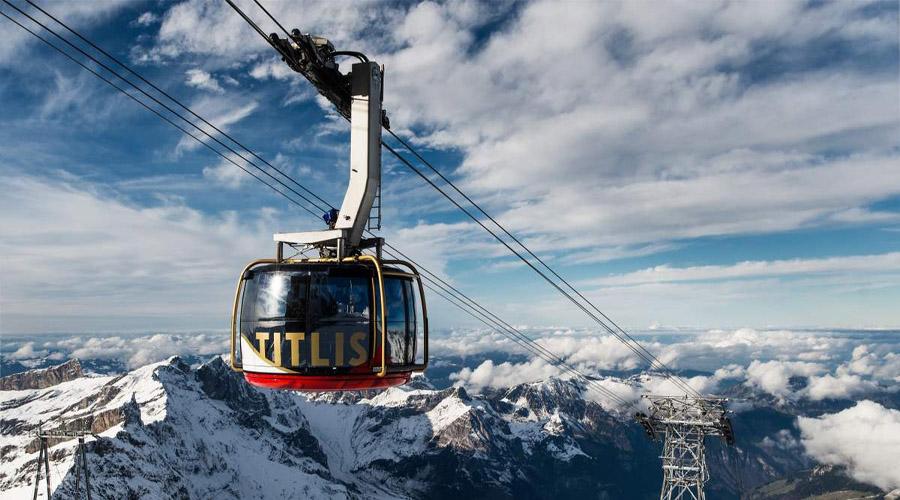 Mt Titlis Lucerne