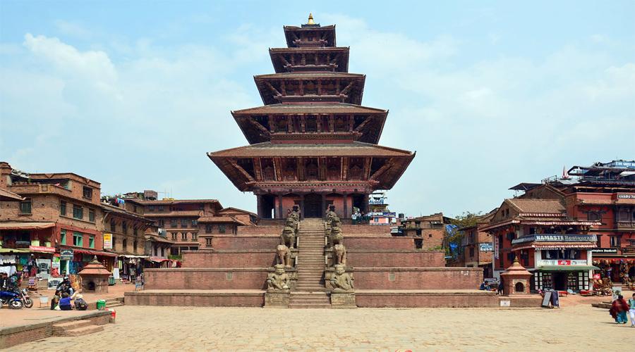 Nyatapola, Bhaktapur