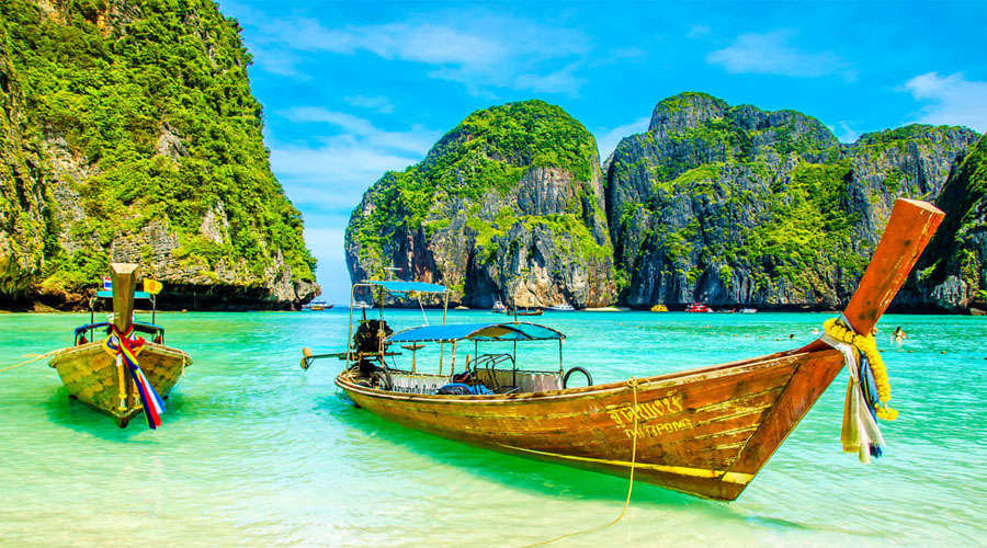 Phi Phi Island Tour by Big Boat