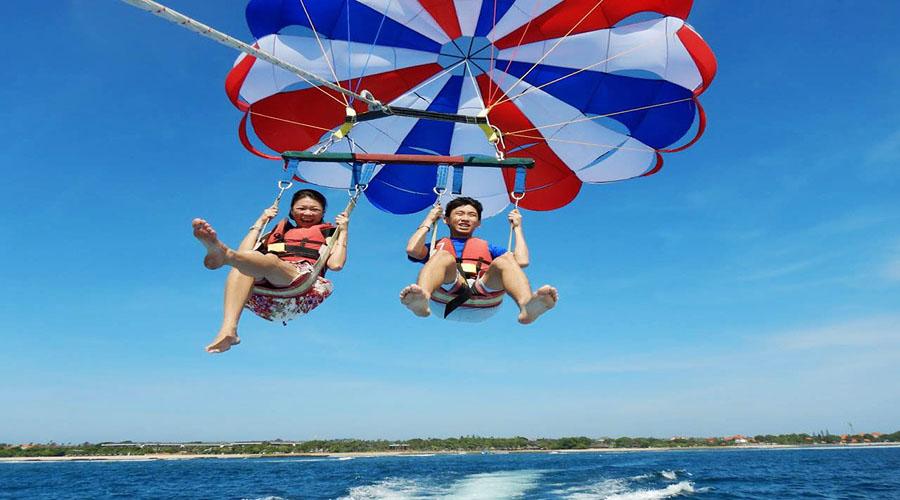 Parasailing Activity Bali