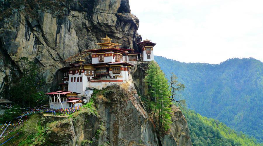 Bhutan bridge, Thimphu