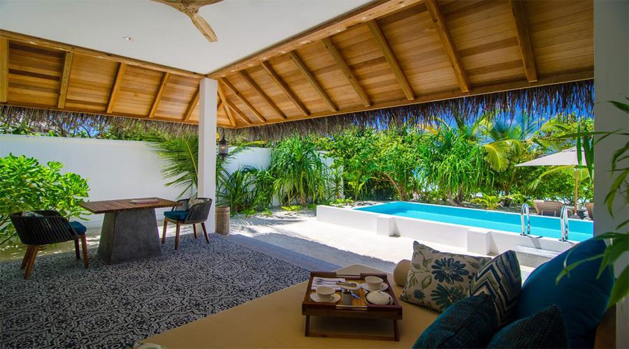 Pvt Pool Villa Room