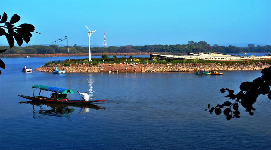 Sukhna Lake