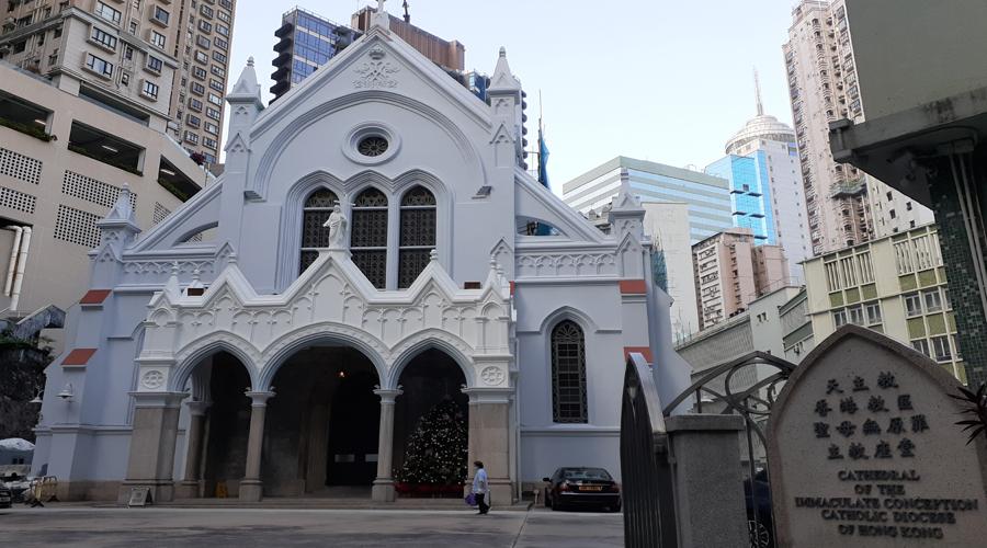 Catholic Cathedral, Mahe
