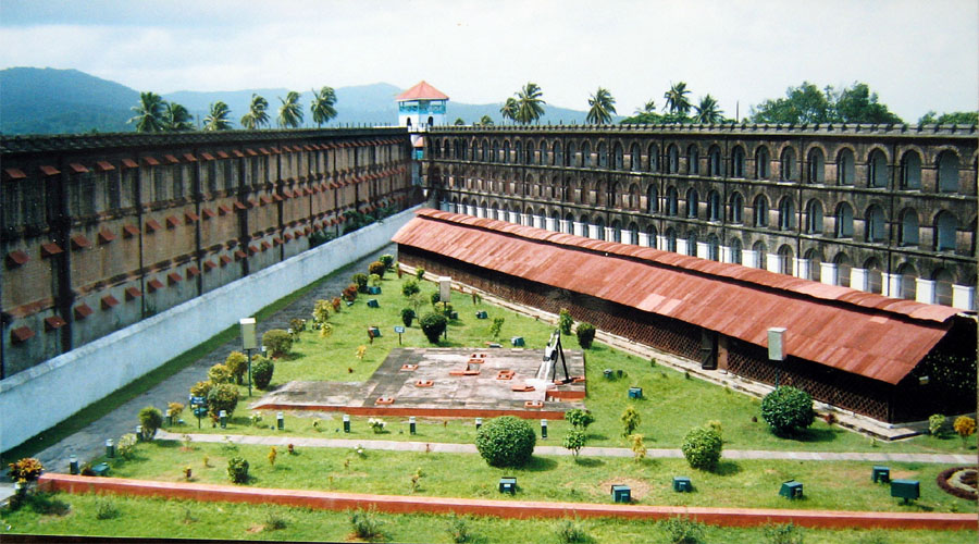 Cellular Jail ,Portblair