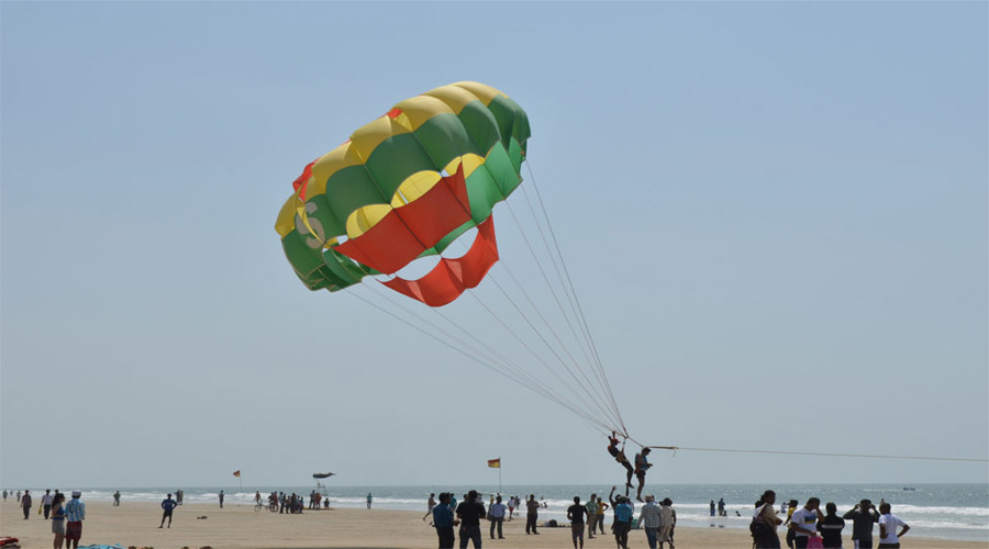 Colva Beach South Goa