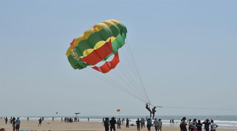 Colva Beach South Goa