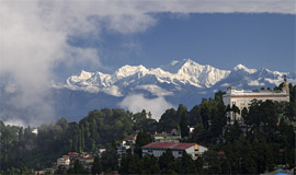 North East -Darjeeling & Gangtok