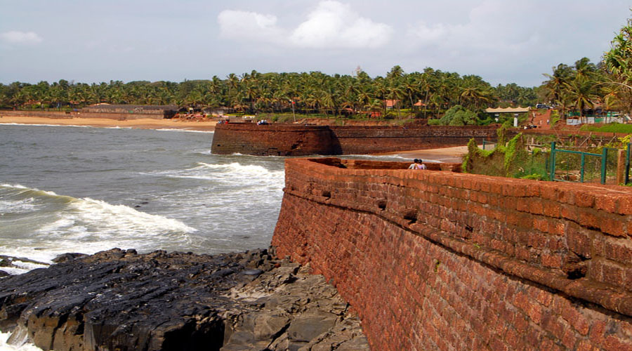 Fort Aguada North Goa