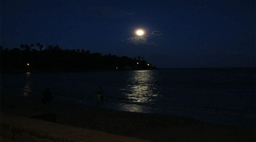 full moon andaman