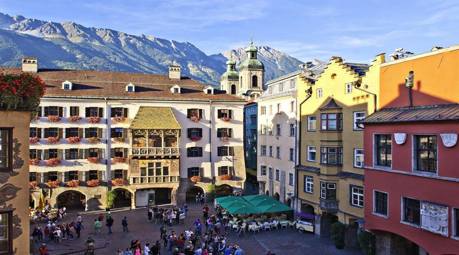 Golden Roof, Innsbruck