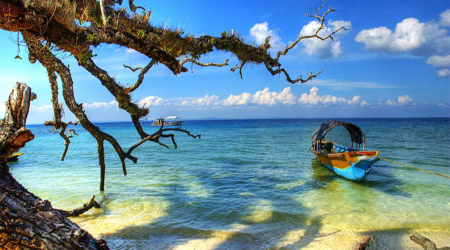 Havelock Island Beach