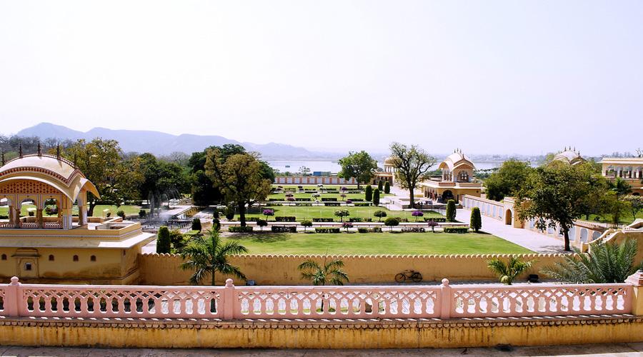 Kanak Vrindavan Temple Jaipur