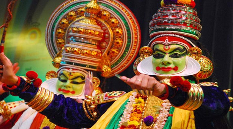 Kathakali Dance 4