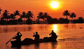 Kerala - 5N&6D Hills and Backwater with Houseboat stay