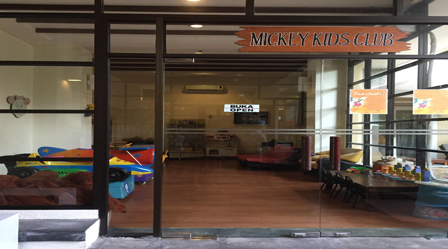 Kuta Paradiso Mickey Kids Club