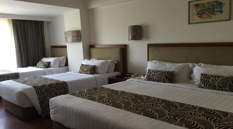 Kuta Paradiso Room