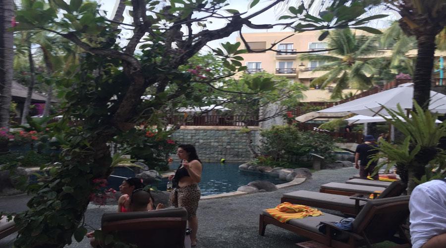 Kuta Paradiso Swimming Pool1