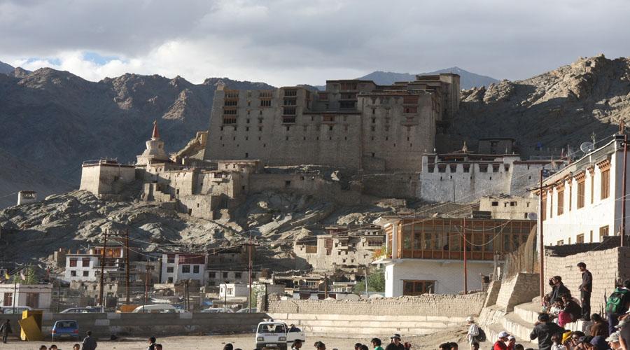 leh Palace 2