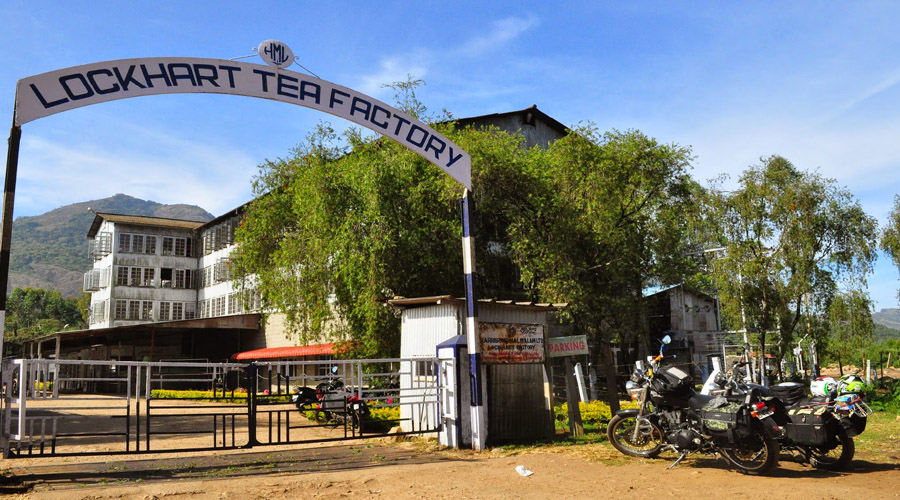 Lockhart Tea Factory Munnar