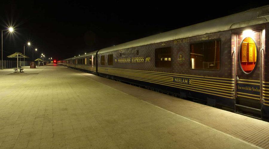 Maharaja Express1