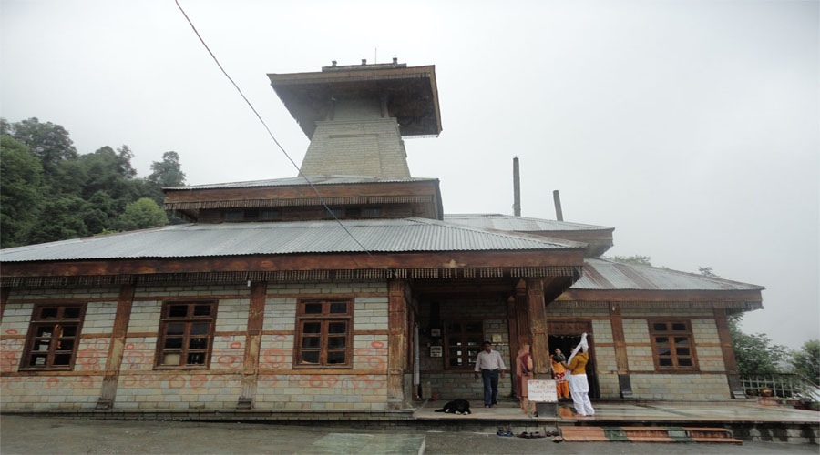 Manu Temple in Manali