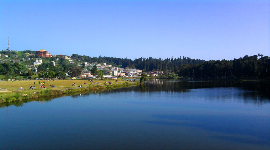 Mirik in Sikkim