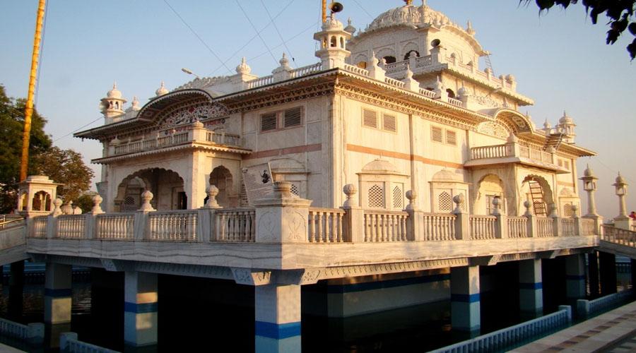 Gurudwara Nagina Ghat
