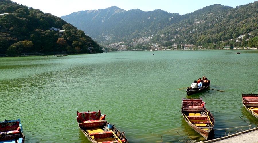 Boat Ride Nainital