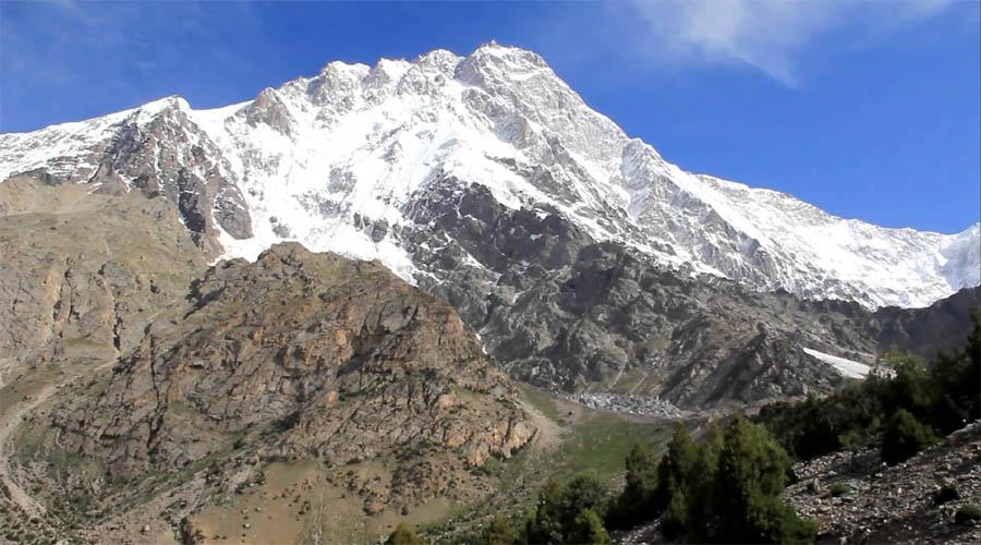 Nanga Parvat, Srinagar