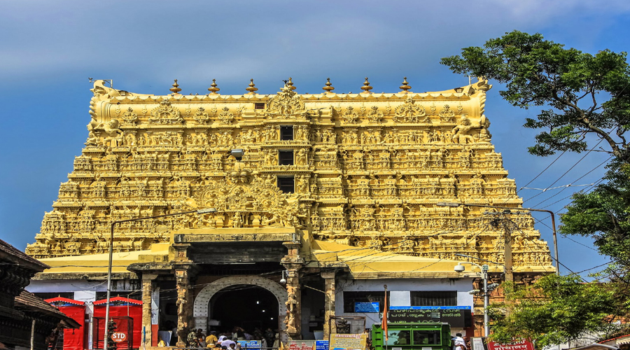 Padnabhaswamy Temple Kovalam