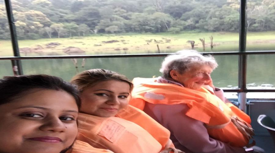 Periyar Boat Ride, Thekkady