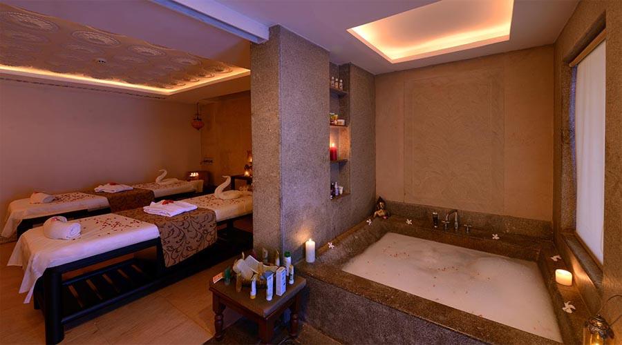 Rio-Zaara spa massage