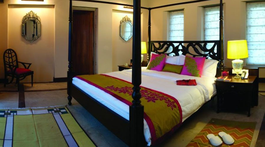 Tree of Life Resorts Bed Room  in Jaipur