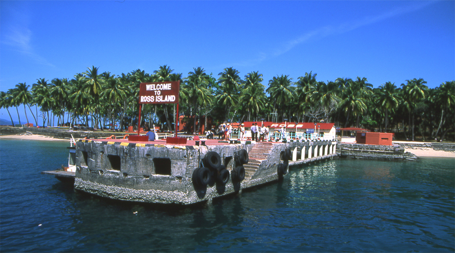 Ross Island Portblair2