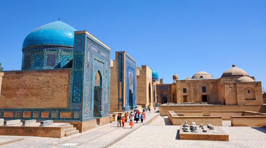Samarkund Tour in Tashkent