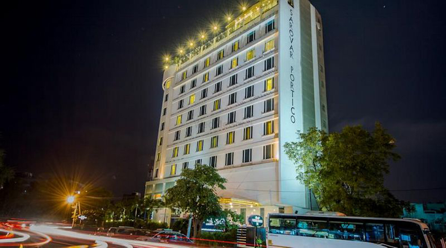 Hotel Sarovar Partico Jaipur