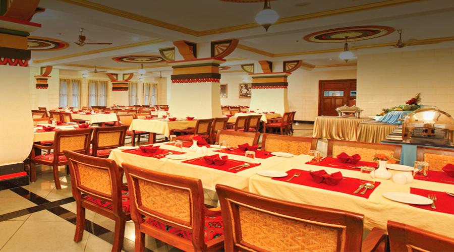 Silver Tips Munnar Restaurant 1